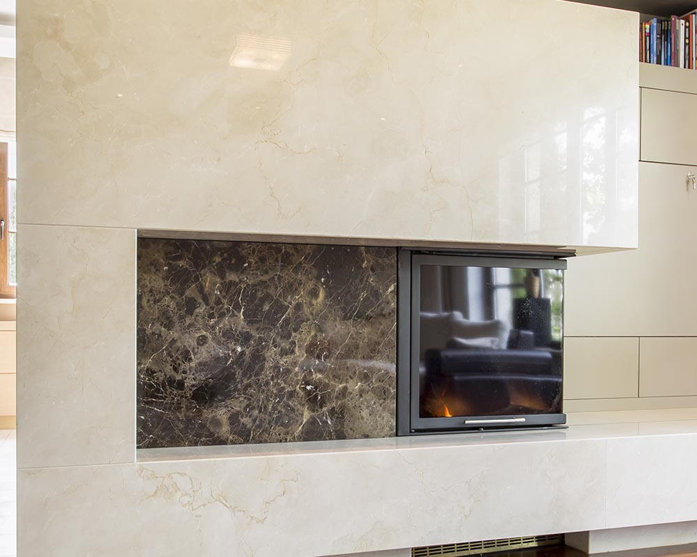 Marble fireplace repair asheville